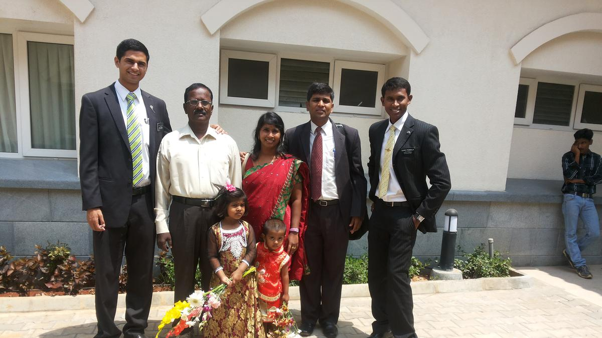Improving family relationship